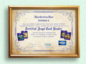 Angel Card Reader Certifikat